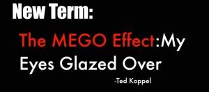 New Term-MEGO