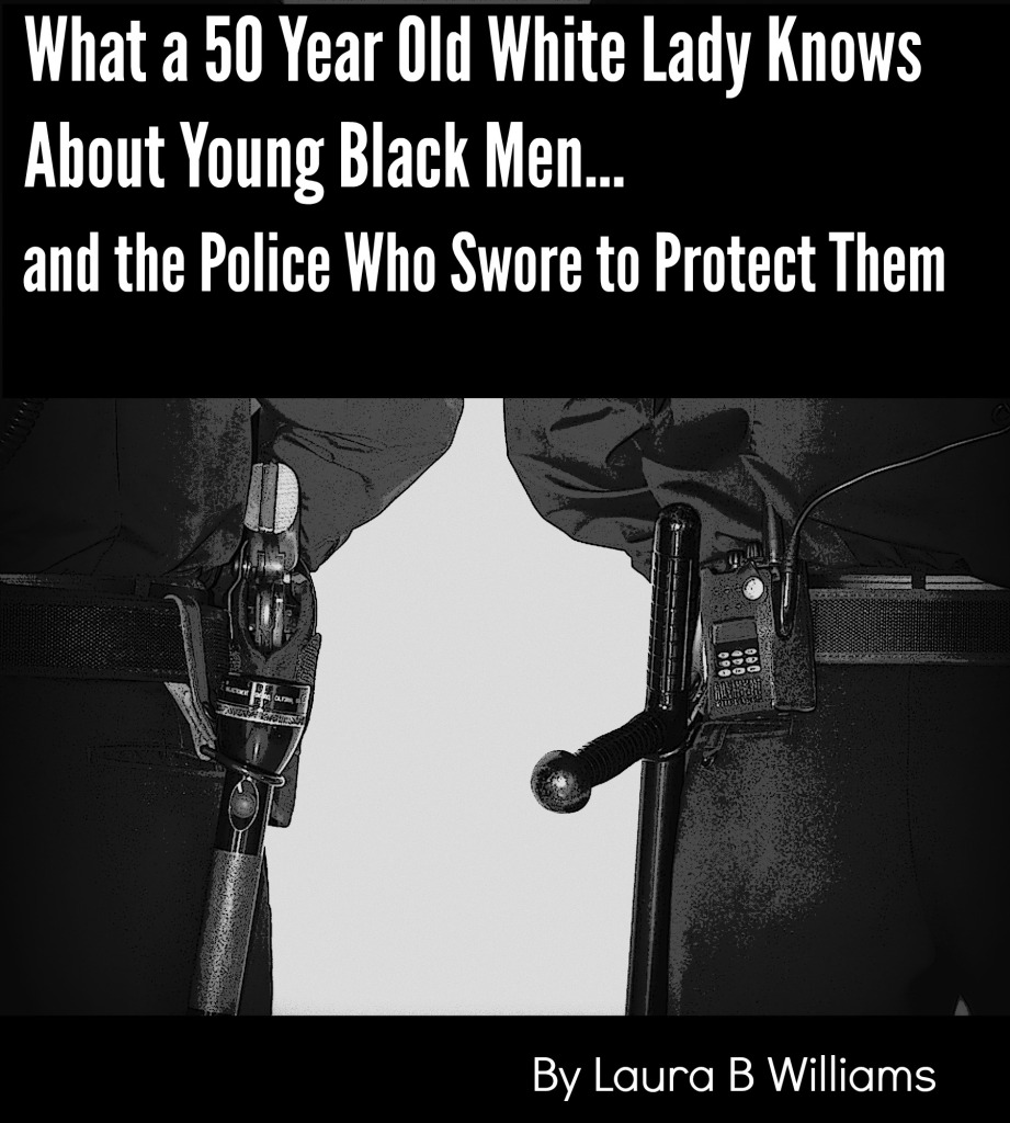 young Black men and police