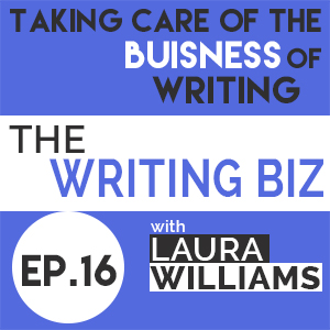 Setting Goals For Your Writing Biz with Lany Sullivan